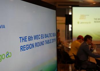 Rīgā notiek reģionālā Pasaules Enerģētikas padomes sanāksme