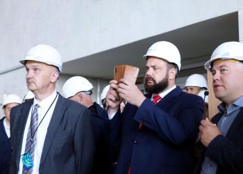 Ekonomikas ministrs iepazīst Latvenergo ražotnes